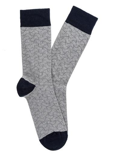 Lufian Çorap Gri